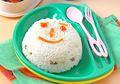 Resep Membuat Nasi Tim Daging Giling, Si Kecil Pasti Jadi Semangat Sarapan