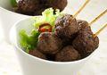 Resep Masak Bola-Bola Daging Panggang, Olahan Daging Yang Pas Untuk Makan Siang