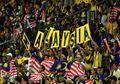 Pemain Timnas Malaysia Ramai-ramai Ejek Kiper Thailand Usai Lolos ke Final Piala AFF 2018