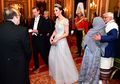 Kenakan Tiara Favorit Putri Diana, Begini Cantiknya Kate Middleton