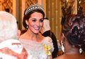 Bak Putri di Negeri Dongeng, Gaun Kate Middleton Membuatnya Tampak Cantik dan Mempesona