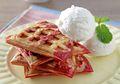 Resep Membuat Waffle Red Velvet Ini Langsung Buat Seisi Rumah Penasaran