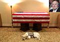 7 Foto Mengharukan Kebersamaan Mantan Presiden AS, George Bush Bersama dengan Sully, Anjing Setianya!