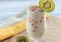 Resep Membuat Kiwi Yoghurt Honey Blended, Minuman Mewah dengan Bahan Murah Meriah