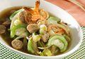 Resep Masak Tumis Oyong Udang Jamur, Kelezatan Sayur dan Seafood dalam Satu Piring