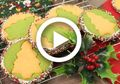 (Video) Resep Kukis Pohon Natal Enak, Kue Kering Cantik nan Manis Pelengkap Natal