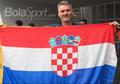 Datang dari Rusia, Ayah Marko Simic Dukung Langsung Persija di SUGBK