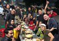 Soimah Dkk Makan Nasi Uduk Pinggir Jalan Habiskan Rp 7,9 Juta, Artis Ini Langsung Pucat Saat Disuruh Bayar
