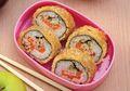 Resep Membuat Salmon Crab Roll, Sarapan dan Bekal Cantik untuk Si Kecil