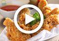 (Video) Resep Membuat Fried Chicken Wing Ala Restoran Cepat Saji, Enaknya Bikin Mau Tambah Nasi!