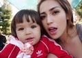 Bukan Kue Ulang Tahun, Jessica Iskandar Hadiahkan Ibunya Operasi Plastik, Ini Alasannya