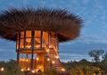 Nay Palad, Hotel Mewah Mirip Sarang Burung yang Dikelilingi Keindahan Alam Afrika