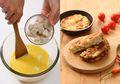 Tips Membuat Telur Dadar Tahu Yang Enaknya Bukan Main! Mengembang dan Nikmat