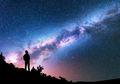 Inilah Jumlah Cahaya Bintang yang Pernah Dipancarkan Alam Semesta