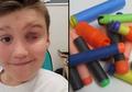 Seorang Bocah Matanya Terpaksa 'Dicopot' karena Terkena Peluru Pistol Mainan, Lebih Mirisnya di Sekolah Malah Di-bully 'Popeye'