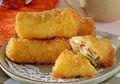 Resep Risoles: Risoles Mini Ayam Mayo Pedas, Nikmatnya Luar Dalam