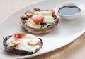 Resep Membuat Grilled Cheese Mushroom, Cocok Untuk Makan Malam Nikmat Mudah Dibuat