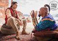 Foto-foto Penampakan Pertama dari Film Live-Action Aladdin, Genie Kok Nggak Biru?