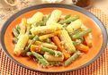 Resep Masak Butter Vegetable Oregano yang Aromanya Bikin Keroncongan