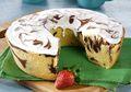 Resep Membuat Marmer Cake Kacang Cokelat, Pasti Langsung Ludes Saking Enaknya