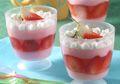 Resep Membuat Puding Buah Lapis, Dessert Cantik Dan Segar Yang Bikin Malam Jadi Lebih Berkesan
