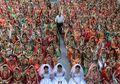 Salut, Pengusaha Berlian Ini Biayai Lebih dari 3.000 Pernikahan Wanita Yatim, Tanpa Melihat Latar Belakang Agama