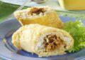 Resep Membuat Omelet Mi Gulung Ayam Jamur, Sarapan Fancy yang Bikin Ketagihan
