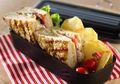Resep Istimewa Tahun 2019: Sandwich Chicken Mayo With Smoked Beef, Sarapan Ala Western Di Tahun Baru