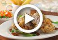 (Video) Resep Membuat Steak Ayam Goreng Teriyaki Paling Enak dan Gampang Dibuat, Persis Bikinan Restoran!