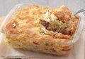 Resep Membuat Baked Cheese Sausage Fussili Seenak Restoran Italia