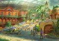 Taman Hiburan Studio Ghibli Bakal Dibuka Tahun 2022, Begini Tampilannya