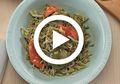 (Video) Resep Masak Bunga Pepaya Teri Enak Dimakan Bersama Nasi Putih Hangat