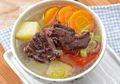 Resep Membuat Sop Daging Goreng, Mari Beri Kehangatan Keluarga Dengan Semangkuk Hidangan Lezat Ini