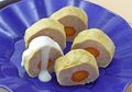 Resep Membuat Rolade Wortel Saus Keju yang Enak dan Bikin Ketagihan!