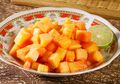 Resep Membuat Rucuh Pepaya, Dessert Segar Khas Sumatera Barat yang Cuma Butuh 3 Bahan
