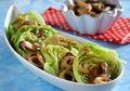 Resep Memasak Cuciwis Siram Cumi dan Jamur yang Bikin Makan Susah Berhenti