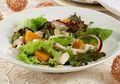 Menu Sehat Sayuran Pagi Ini, Sajikan Almond Chicken Tossed Salad Yang Istimewa
