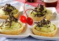 Resep Membuat Talam Pisang Cokelat, Kue Tradisional Yang Tampil Fancy