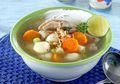 Resep MembuatSup Bola Kentang Ceker Ayam Pasti Bikin Makan Siang Terasa Mengenyangkan