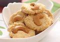 Resep Kue Kering Imlek, Vanilla Peanut Cookies Pantas Jadi Santapan Utama