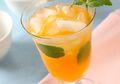 Resep Minuman Imlek, Orange Minty Squash Ini Segarnya Bikin Ketagihan