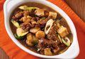 Resep Menu Imlek, Sensasi Chinese Food Lezat dengan Resep Sapo Tahu Jamur Lada Hitam