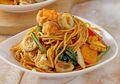 Resep Menu Imlek, Mie Goreng Seafood Ini Bikin Betah Duduk Di Meja Makan