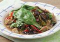 Resep Masak Pokcoy Jamur Pedas yang Enak dan Bisa Siap Dalam 20 Menit