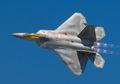 Detik-detik Jet Tempur F-22 Amerika Cegat Pesawat Pengebom Nuklir Rusia di Alaska