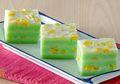 Resep Kue Imlek, Lapis Beras Isi Nangka Yang Cantik Dan Legit Ini Bisa Dibuat Tanpa Oven!