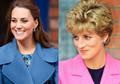 Telrihat Memukau, Kate Middleton Tampil Anggun dengan Anting Kesayangan Milik Putri Diana