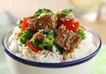 Resep Membuat Nasi Siram Daging Brokoli, Sarapan Yang Rasanya Sudah Pasti Mantap!