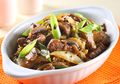 Resep Membuat Tumis Daging Jamur, Bikin Makan Siang Lezat Hari Ini Terasa Istimewa