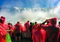 Air Terjun Niagara Membeku,  Suhu Ekstrem Menjadi Penyebabnya